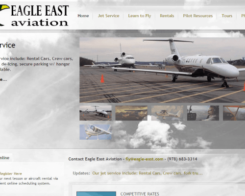 Eagle-East-Aviation