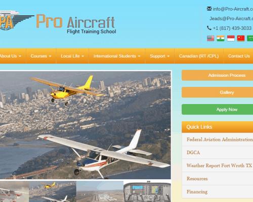 Pro-Aircraft